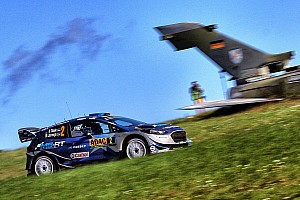 WRC Leg звіт Ралі Німеччина: Тянак виграв гонку, Ож'є відірвався від Ньовілля
