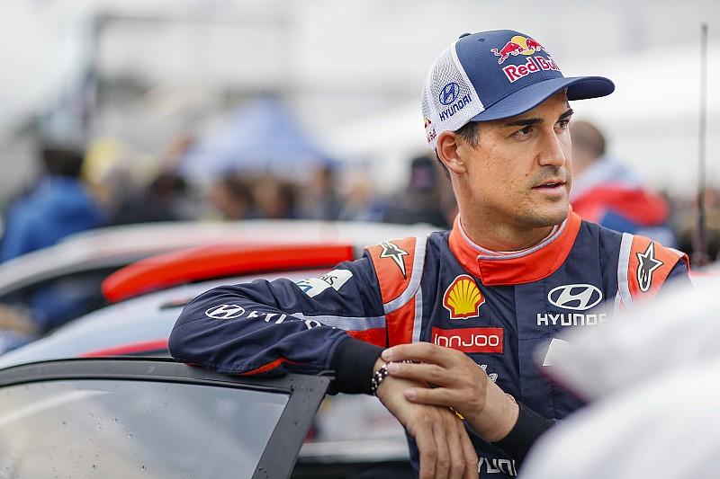 Pas de Rallye d'Australie pour Sordo