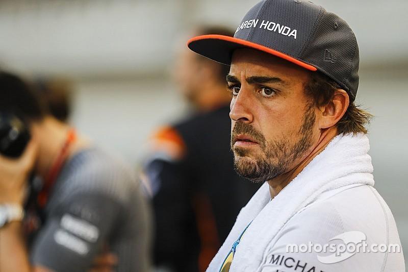 """Alonso: """"No sé qué esperar en Barcelona"""""""