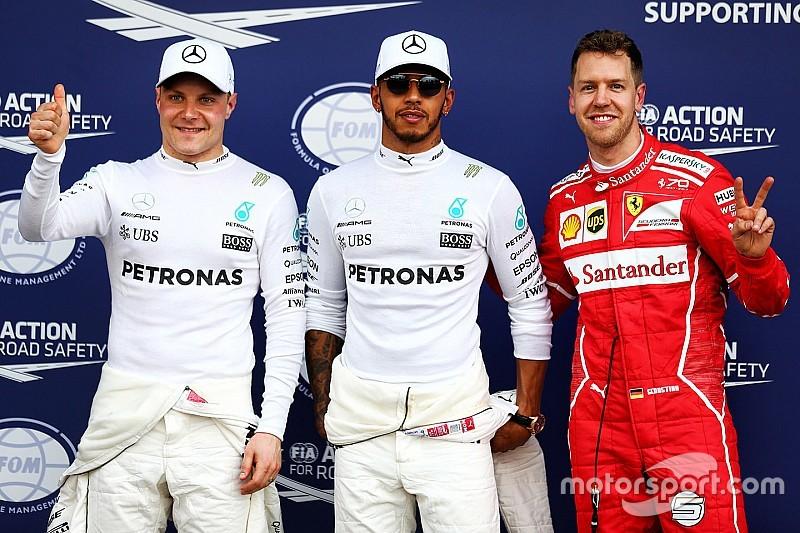 【F1】オーストラリアGP予選:開幕戦PPはハミルトンが獲得。ベッテル2位