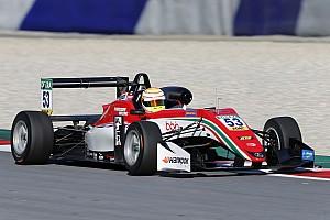 EK Formule 3 Nieuws Ilott ook bovenaan tijdens laatste Formule 3-testdag Red Bull Ring