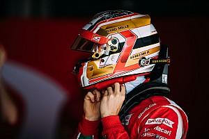 FIA F2 Test Test Bahrain, Day 1: svetta Leclerc dopo la penalità di Matsushita