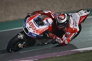 MotoGP BRÉKING MotoGP: Lorenzo szerint biztatóak a privát teszt eredményei