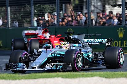 Formula 1 Mercedes: come perdere la calma quando c'è un avversario vero