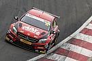 BTCC Thruxton BTCC: Morgan takes point lead with win