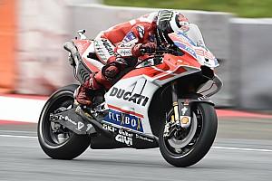 MotoGP 速報ニュース 【MotoGP】ロレンソ「ドヴィツィオーゾほどブレーキに自信がない」