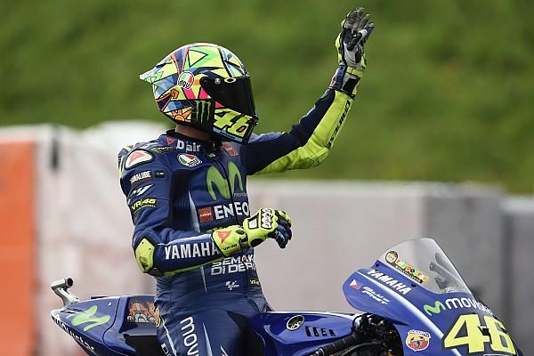 MotoGP Son dakika Rossi: Erken dönüyor olmam şampiyona için değil