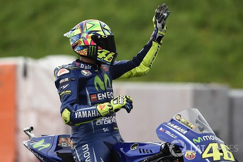 Rossi: Não volto à MotoGP mirando campeonato
