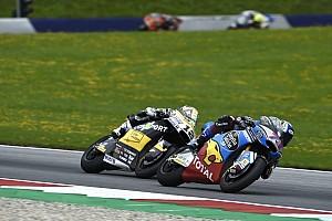 Moto2 Reactions Marquez nikmati pertarungan lawan Luthi