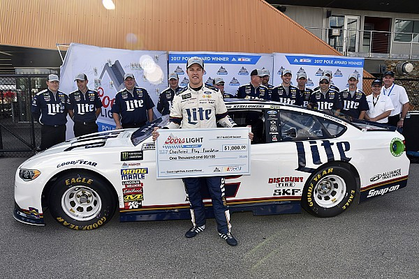 NASCAR Cup Keselowski profeta in patria: la pole in Michigan è sua