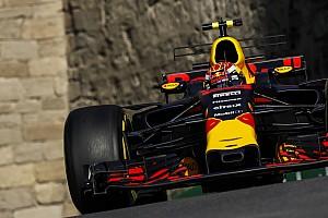 F1 练习赛报告 阿塞拜疆大奖赛周五练习:红牛全场最快,维斯塔潘高居榜首