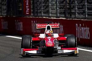 FIA F2 Yarış raporu Bakü F2: Kırmızı bayrak altında biten yarışı Leclerc kazandı