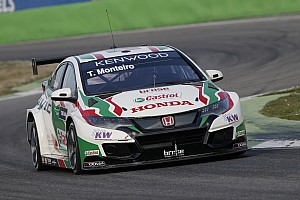 WTCC Breaking news Monteiro expects Honda to struggle at Monza