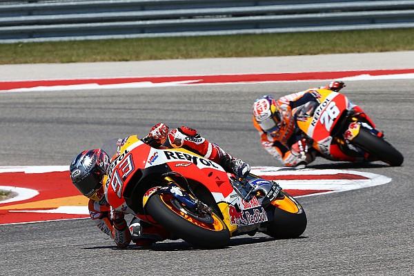 Marquez: Honda'nın problemleri ortadan kalkmış değil