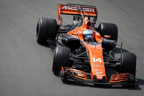 Formel 1 News Formel 1 in Baku: Honda testet mit Alonso neue Motorausbaustufe