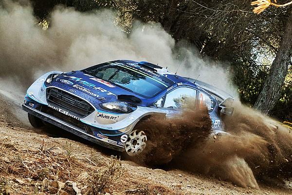 WRC Italia: Tanak klaim kemenangan perdananya