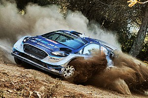 WRC Etappeverslag WRC Italië: Tanak leidt na dag twee na crash Paddon