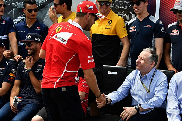 Формула 1 FIA решила не наказывать Феттеля за скандал в Баку