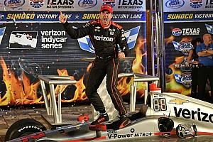 IndyCar Race report IndyCar Texas: Power juara di balapan penuh insiden