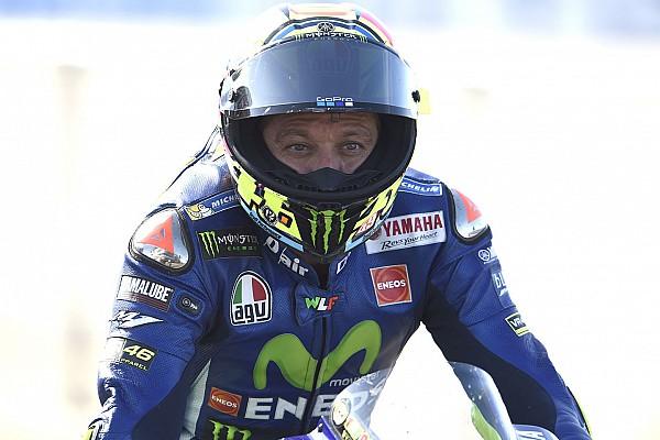 Valentino Rossi no se ve en la pelea por el campeonato
