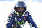 Rossi ya entrenó en Misano
