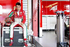 FIA F2 Entrevista