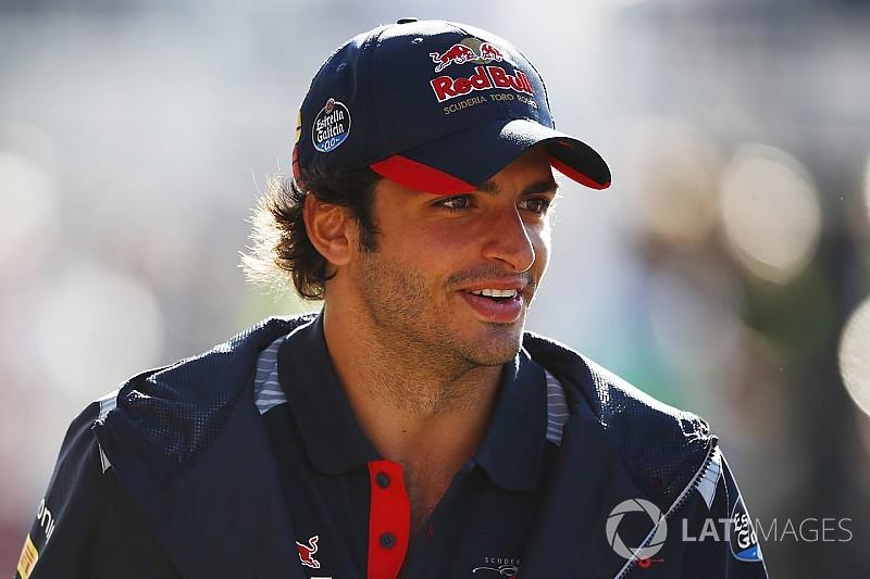 Controle da Red Bull não é negativo, insiste Sainz