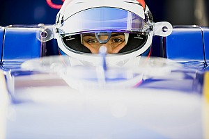 Tatiana Calderón logró el mejor resultado de una mujer en GP3