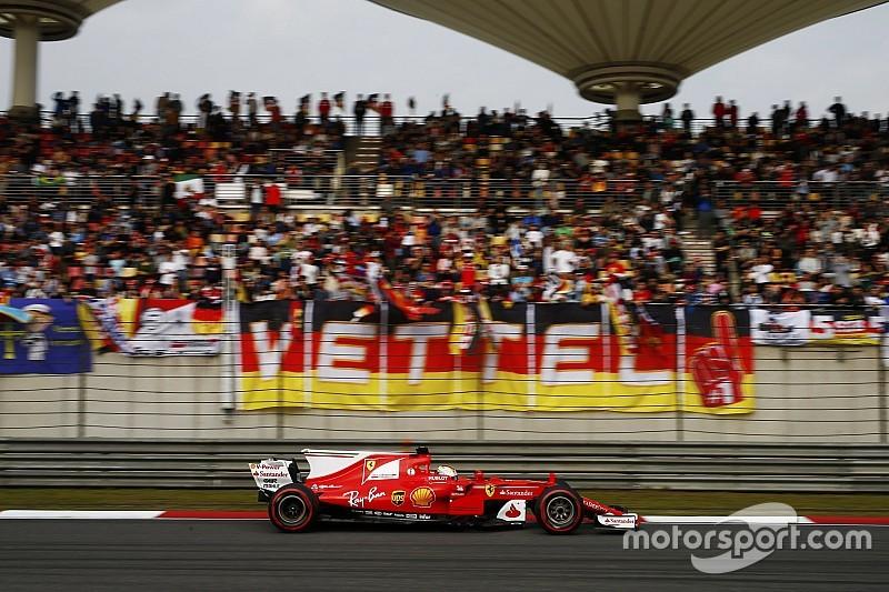 Championnat - Les classements après le Grand Prix de Chine