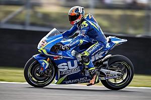 MotoGP Важливі новини Suzuki оголосила ймовірну дату повернення травмованого Рінса