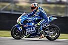 Suzuki оголосила ймовірну дату повернення травмованого Рінса