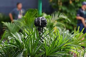 F1、将来的な360度カメラ導入を検討。シンガポールでテスト実施