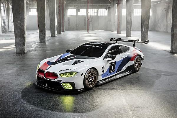 WEC Actualités La BMW M8 GTE se dévoile officiellement