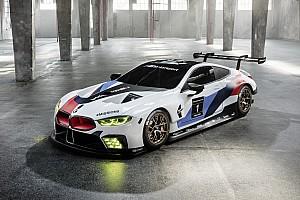 WEC Важливі новини BMW офіційно представила M8 GTE