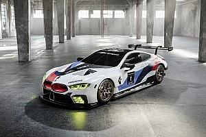 WEC Noticias de última hora BMW desvela el M8 GTE con el que participará en el WEC