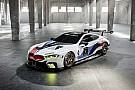 WEC BMW resmi olarak M8 GTE aracını tanıttı