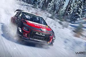 Симрейсинг Самое интересное Видео: гонщик Citroen тестирует игру WRC 7