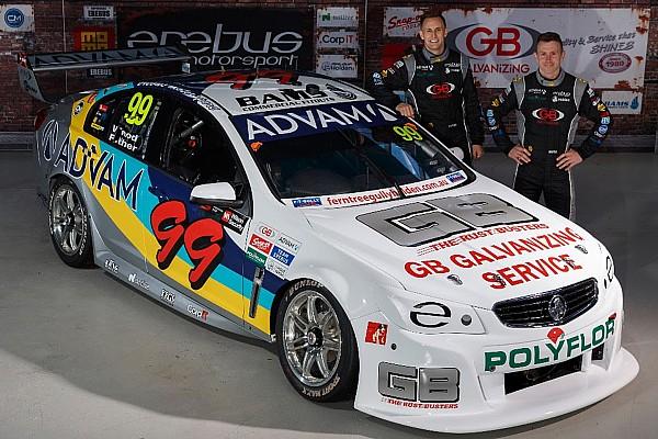 Erebus goes NASCAR for retro livery