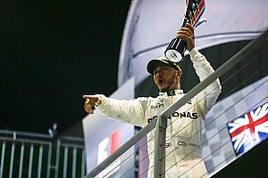 Формула 1 Новость Хэмилтон: Я не гонюсь за рекордами Шумахера