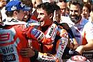 """Lorenzo: """"Lo que me interesa es ganar, y aquí hemos estado cerca"""""""