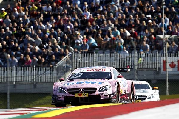 La Mercedes conferma quattro piloti per la sua ultima stagione nel DTM