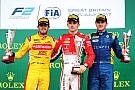 FIA F2 Leclerc se lleva su quinto triunfo de la temporada