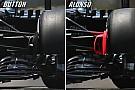 Технический анализ ГП Бразилии: McLaren продолжает эксперименты