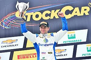 Stock Car Brasil Últimas notícias Serra quer mais, após dominar corrida 1 em Goiânia