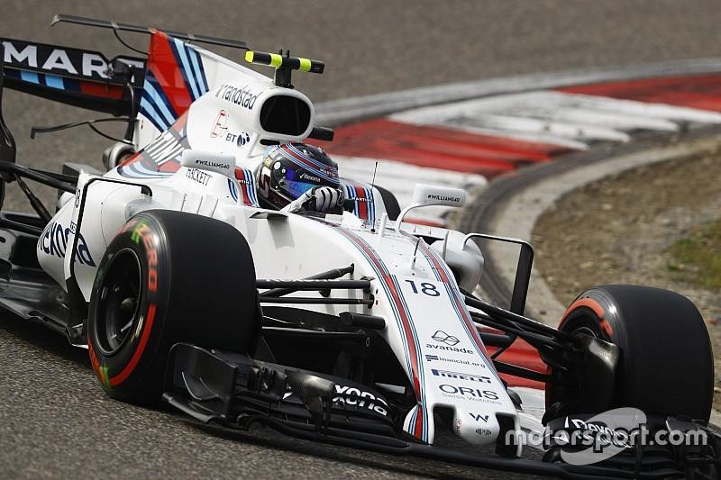 【F1】予選10位のストロール「ステアリング負荷の調整をした」