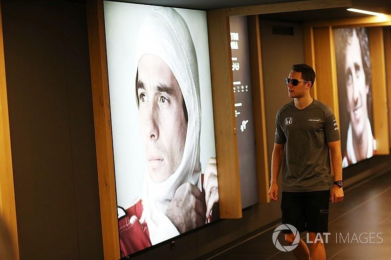 McLaren, Vandoorne'un gelişiminden memnun