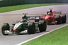What are the closest seasons in F1 history?