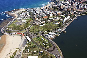 Supercars Breaking news Supercars holds firm on Newcastle layout