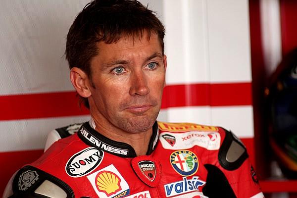 MotoGP Новость Бейлисс возобновит карьеру в чемпионате Австралии по супербайку