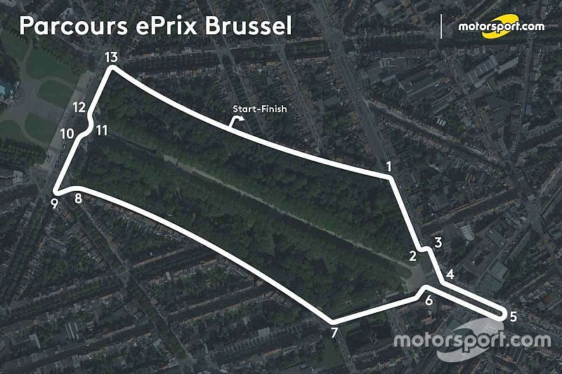 Ho-Pin Tung enthousiast over stratenparcours Brussel